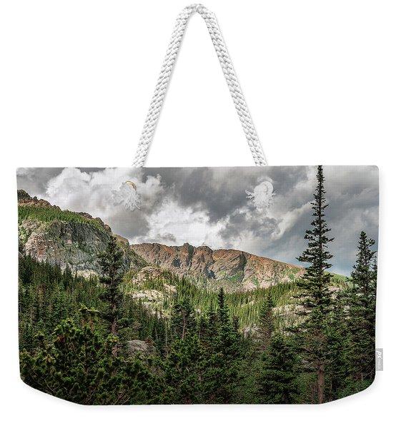 Mills Lake Hike Weekender Tote Bag
