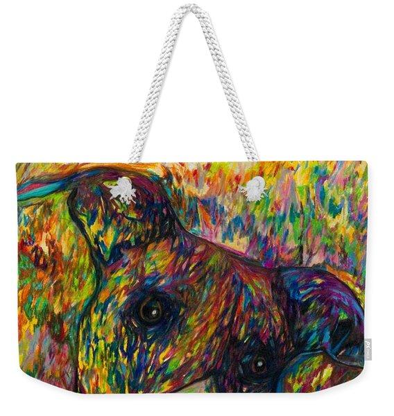 Milo Two Weekender Tote Bag