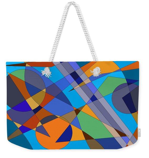 Mind Games Weekender Tote Bag