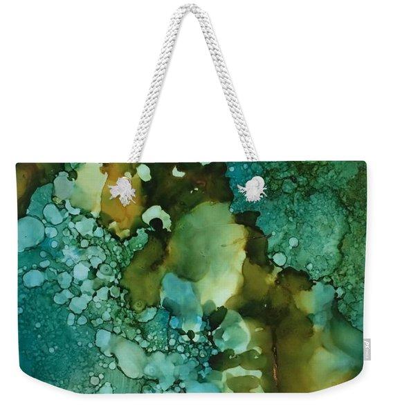 Mineral Spirits Weekender Tote Bag