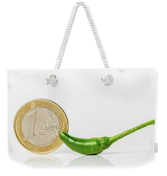 Mini Chilli Weekender Tote Bag
