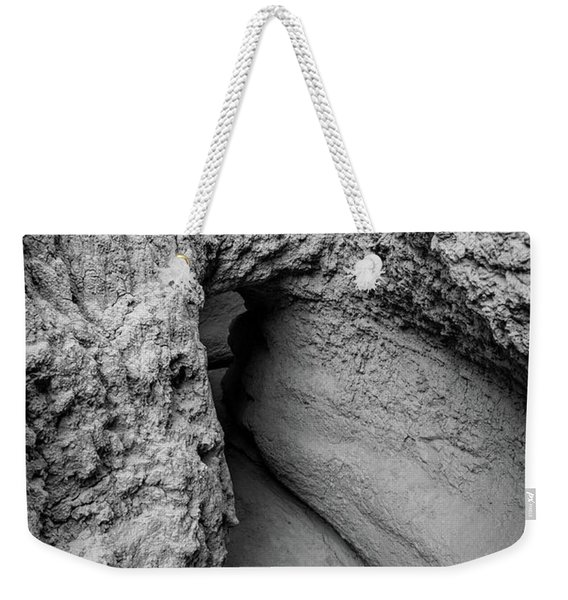 Mini Mud Cave Weekender Tote Bag