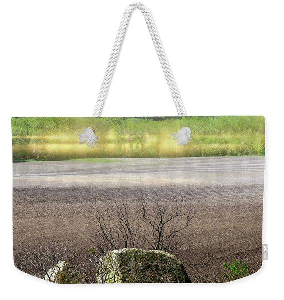 Minnesota Quantum Field..... Weekender Tote Bag