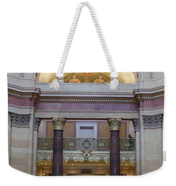 Minnesota House  Weekender Tote Bag