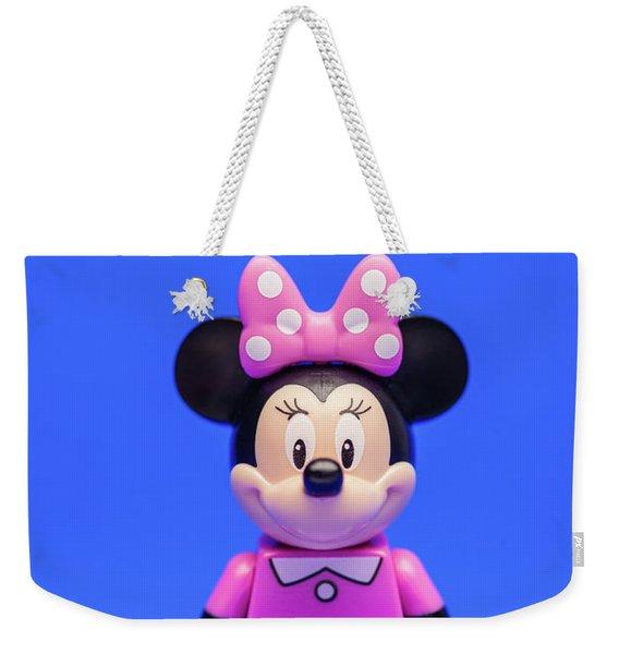 Minnie Mouse Weekender Tote Bag