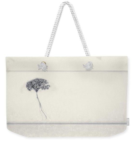 Miracle Of A Single Flower Weekender Tote Bag