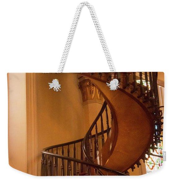 Miraculous Staircase Weekender Tote Bag