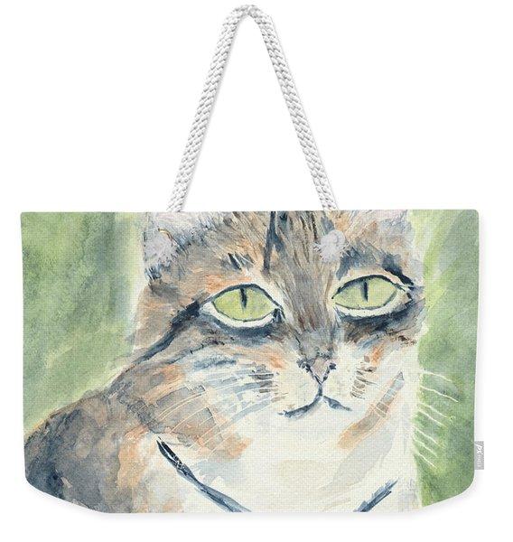 Miranda Weekender Tote Bag