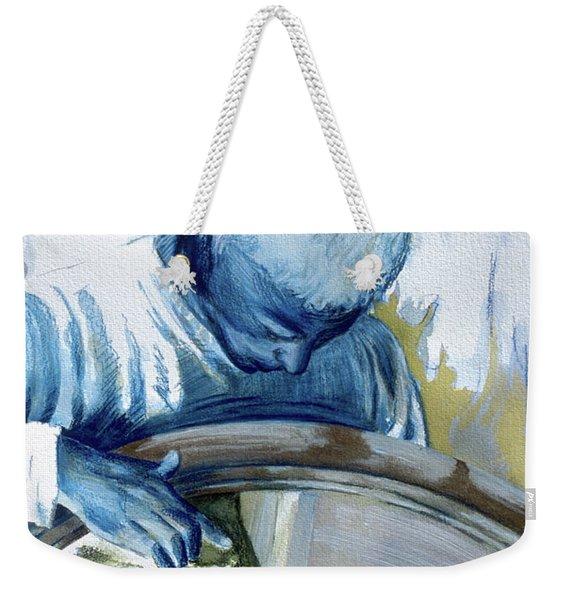 Mirror Mirror Weekender Tote Bag