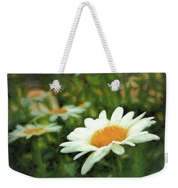 Miss Daisey Weekender Tote Bag