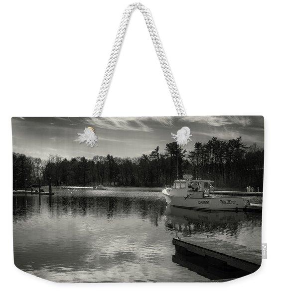 Miss Mamie Weekender Tote Bag
