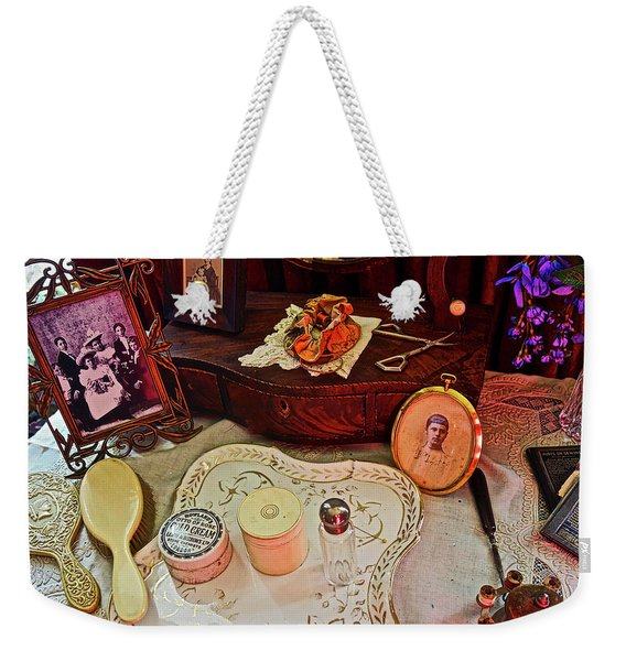 Miss Mary's Table. Weekender Tote Bag