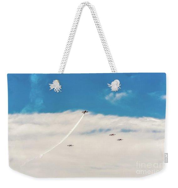 Missing Man Weekender Tote Bag