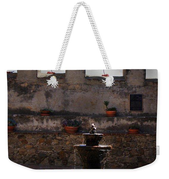 Mission Bells Weekender Tote Bag