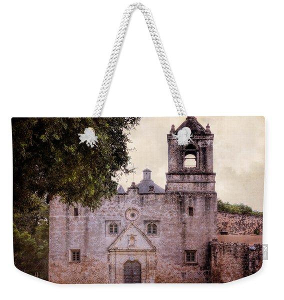 Mission Concepcion San Antonio II Weekender Tote Bag