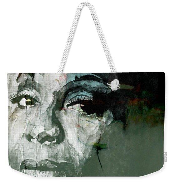 Mississippi Goddam Weekender Tote Bag