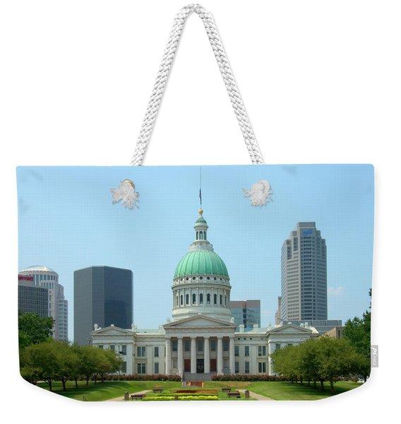 Missouri State Capitol Building Weekender Tote Bag