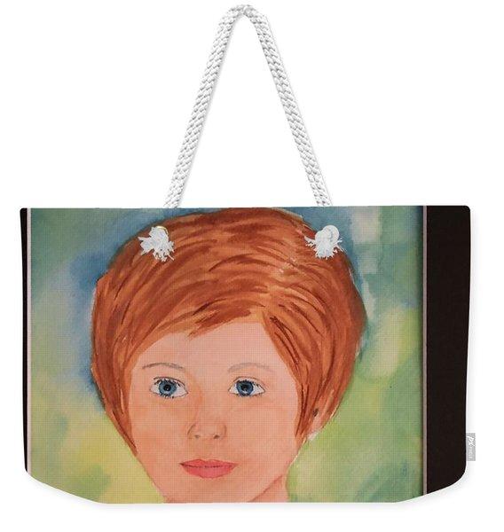 Missy Weekender Tote Bag