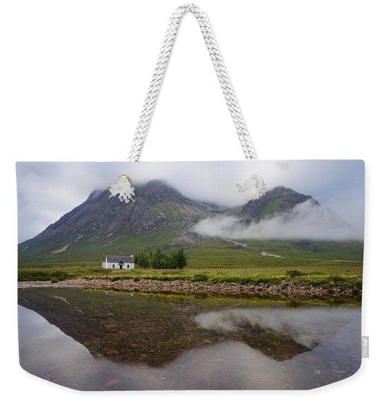 Mist At Lagangarbh Weekender Tote Bag