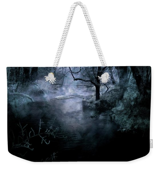 Mistifying Weekender Tote Bag
