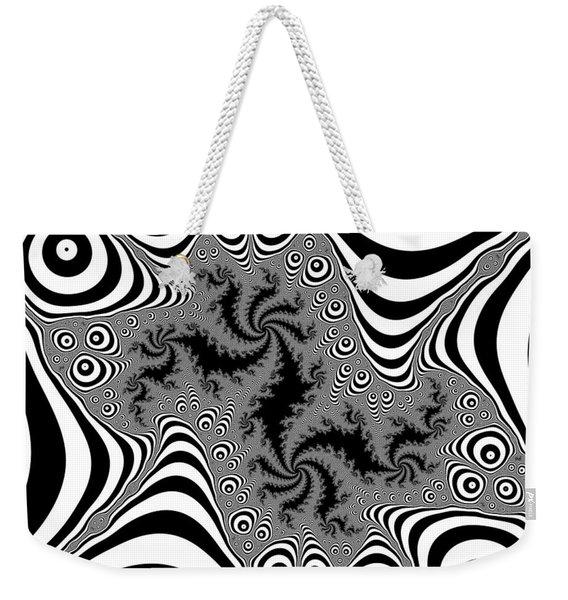 Mistreaded Weekender Tote Bag