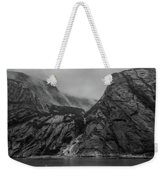 Misty Fjord Weekender Tote Bag