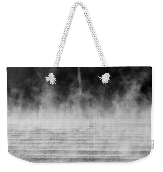 Misty Twister Weekender Tote Bag