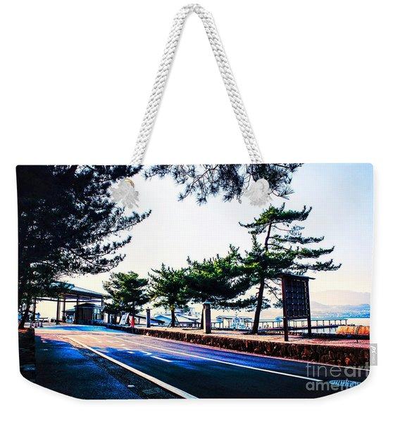 Miyajima Weekender Tote Bag