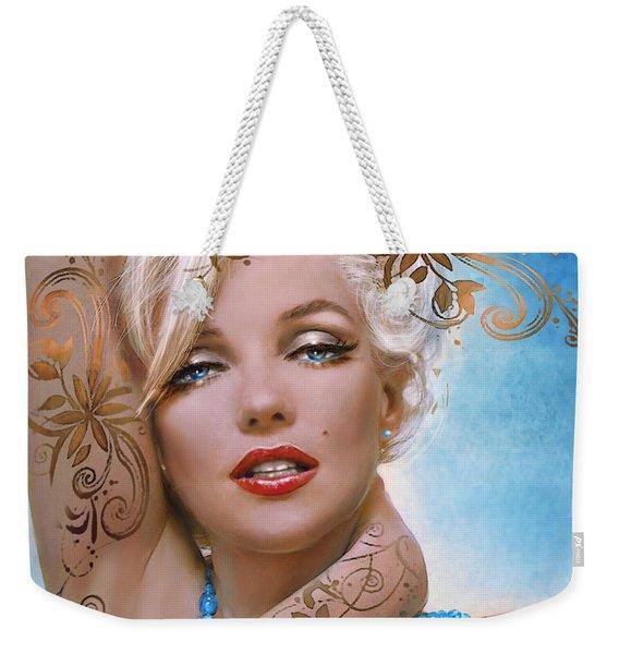 Mm 127 Deco Weekender Tote Bag