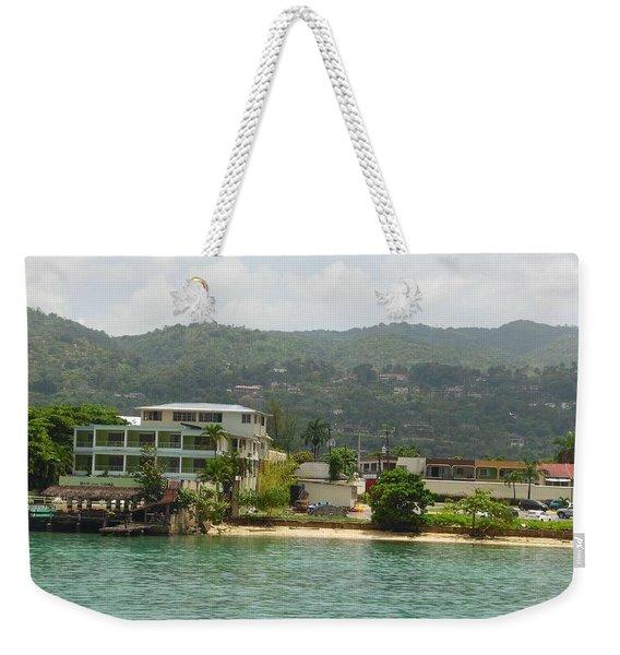 Mo Ocho Weekender Tote Bag
