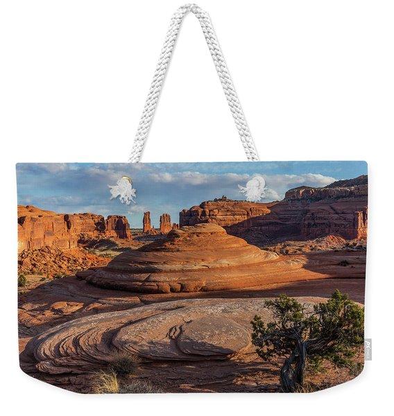 Moab Back Country Weekender Tote Bag