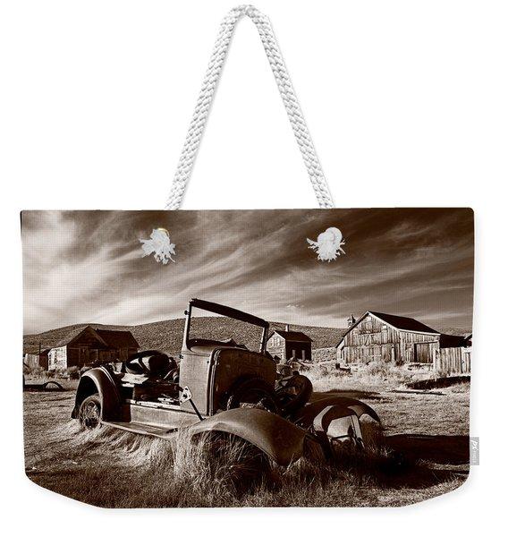 Model A Bodie Weekender Tote Bag