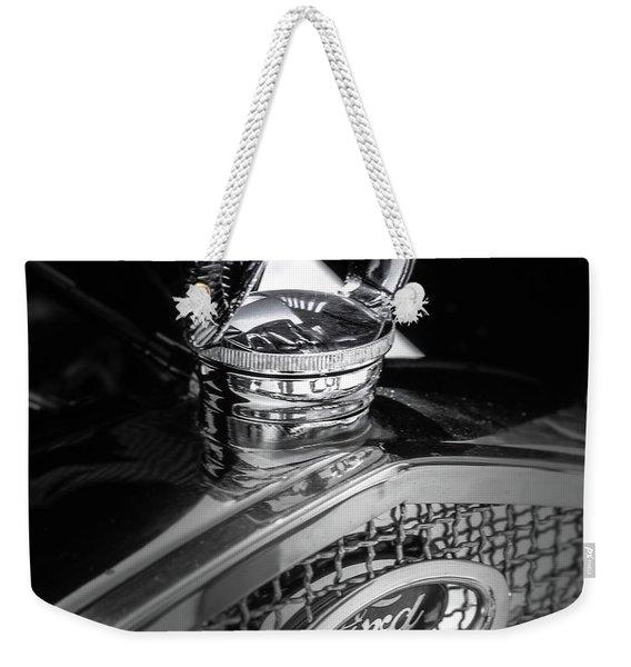 Model A Quail Weekender Tote Bag