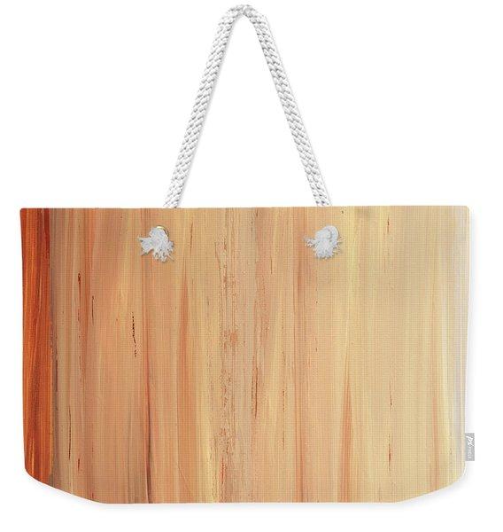 Modern Art - The Power Of One Panel 2 - Sharon Cummings Weekender Tote Bag