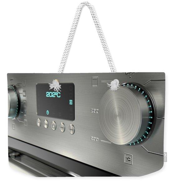 Modern Oven Closeups Weekender Tote Bag