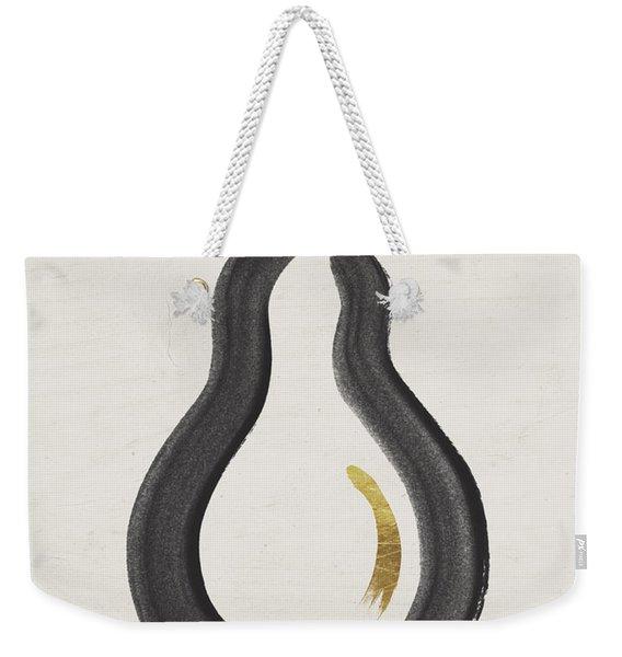 Modern Pear- Art By Linda Woods Weekender Tote Bag