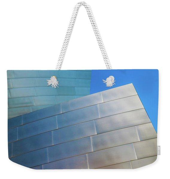Modern Rock Weekender Tote Bag