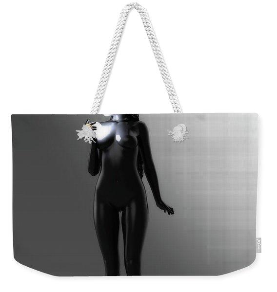 Modernist Nymph Lamp Weekender Tote Bag