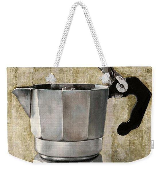 Moka Weekender Tote Bag