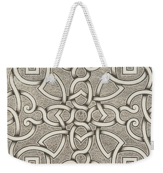 Mollet Design For A Parterre Weekender Tote Bag