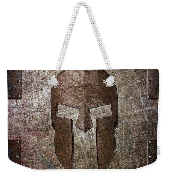 Molon Labe Weekender Tote Bag