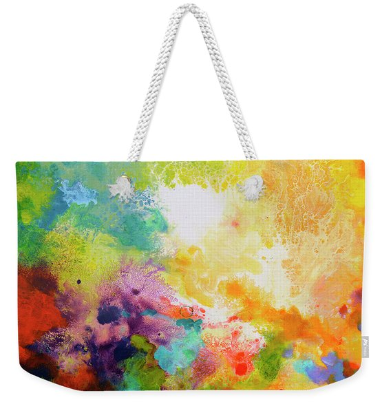 Momentum, Canvas One Weekender Tote Bag