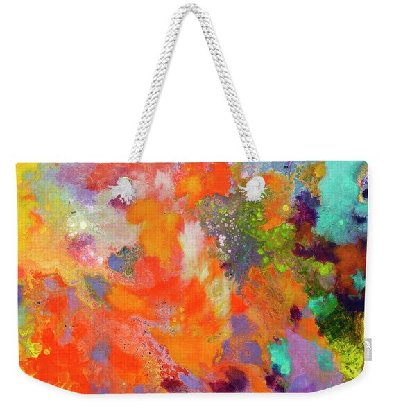 Momentum, Canvas Two Weekender Tote Bag