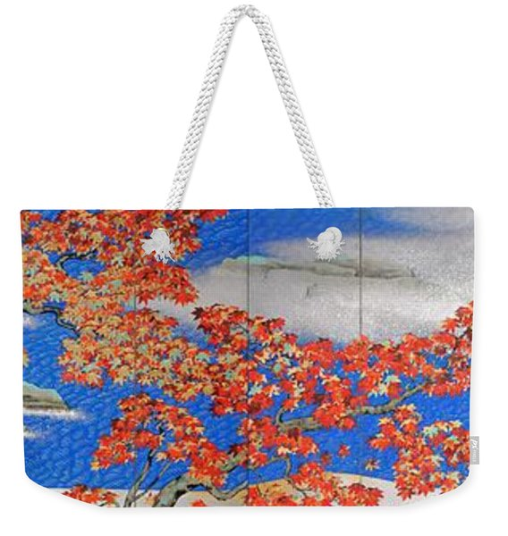 Momiji - Top Quality Image Edition Weekender Tote Bag