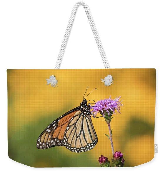 Monarch 2016-3 Weekender Tote Bag