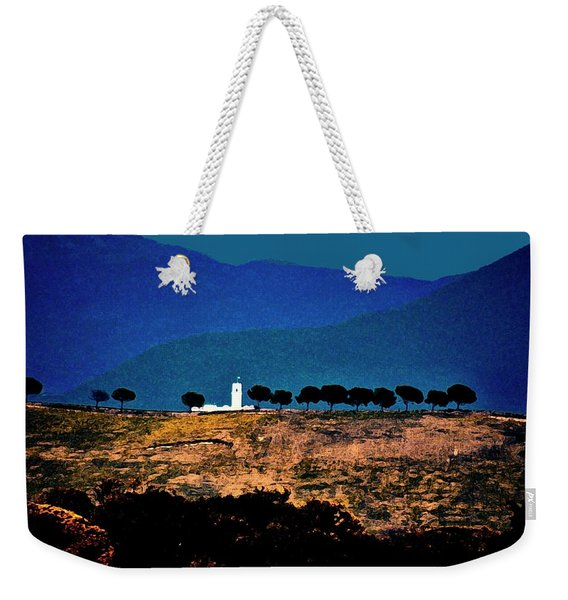 Monastery In Italy Weekender Tote Bag