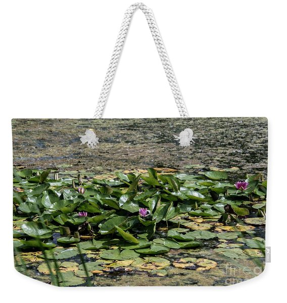 Monet At Giverny - 2 Weekender Tote Bag