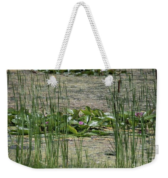 Monet At Giverny - 3 Weekender Tote Bag