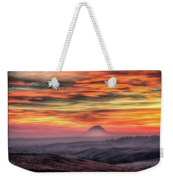 Monet Morning Weekender Tote Bag