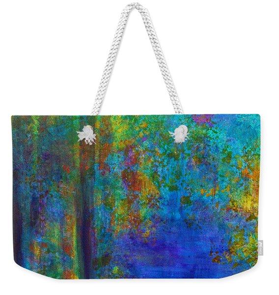 Monet Woods Weekender Tote Bag